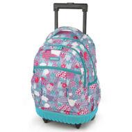 Gabol Color ergonómikus gurulós iskolatáska, hátizsák - 23 literes