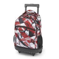 Gabol Game focis ergonómikus gurulós iskolatáska, hátizsák - 23 literes