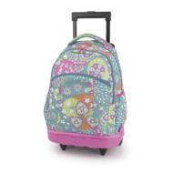 Gabol Mint Girl ergonómikus gurulós iskolatáska hátizsák - 23 literes