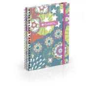 Gabol Mint Girl A5 jegyzetfüzet spirál notesz / napló