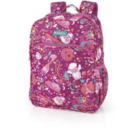 Gabol Toy ergonómikus kialakítású hátizsák, kisebb méretű iskolatáska - 13 literes