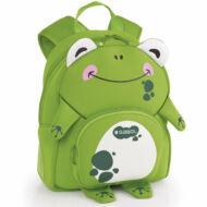 Gabol Infant Zoo Frog ovis táska, kirándulós hátizsák - béka - 8 literes