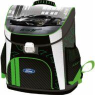 Ford GT merevfalú ergonómikus iskolatáska 2020 - autós zöld
