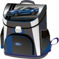 Ford Mustang Blue merevfalú ergonómikus iskolatáska 2020 - autós