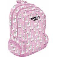 Lollipop Drama Lama Pink Teen+ hátizsák - lámás iskolatáska