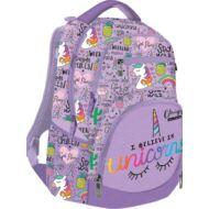 Lollipop Uniqueorn Active+ hátizsák - unikornis iskolatáska