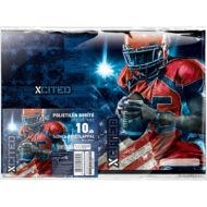 Amerikai focis füzetborító A5 - 10 db/csomag - X-cited Allstar