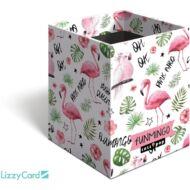 Flamingós asztali ceruzatartó - Lollipop Funmingo írószertartó