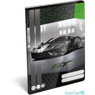 Ford GT sima füzet 2020 zöld - A5 - 20-32