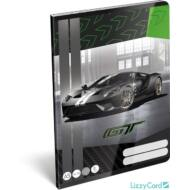 Ford GT vonalas füzet 2020 zöld - A5 - 2. osztályos / 16-32