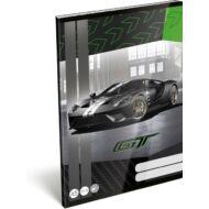 Ford GT vonalas füzet 2020 zöld - A5 - 4. osztálytól / 21-32