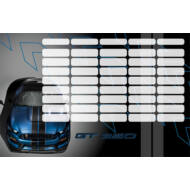 Ford Mustang Blue nagy órarend - Sportkocsi 2020