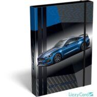 Ford Mustang Blue A4 füzetbox - Sportautó 2020