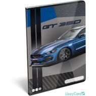 Ford Mustang Blue sima füzet - A4 - 80-32 - sportkocsis 2020