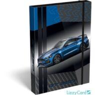 Ford Mustang A5 füzetbox - Sportautó 2020