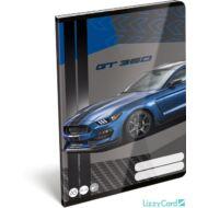 Ford Mustang Blue sima füzet 2020 - A5 - 20-32