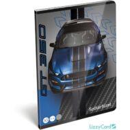 Ford Mustang Blue szótár füzet 2020 - A5 - 31-32