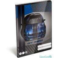 Ford Mustang 2020 vonalas füzet