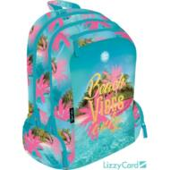 Good Vibes - Beach Vibes Only - Teen+ hátizsák iskolatáska