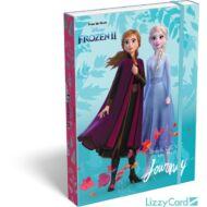 Jégvarázs A4 füzetbox - Frozen II Believe