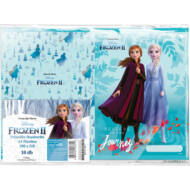 Jégvarázs füzetborító A5 - 10 db/csomag - Frozen II Believe