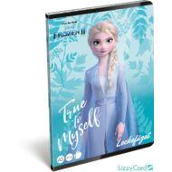 Jégvarázs leckefüzet - A5 - Frozen II Believe