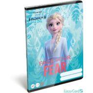 Jégvarázs kockás füzet - A5 - 27-32 - Frozen II Believe
