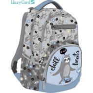 Lajháros Active+ hátizsák - Lollipop Sloth Vibes iskolatáska