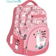 Lámás Active+ hátizsák - Lollipop Lama LOL iskolatáska