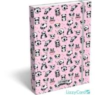 Pandás A4 füzetbox - Lollipop Hello Panda