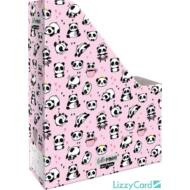 Pandás irattartó papucs A4 - Lollipop Hello Panda