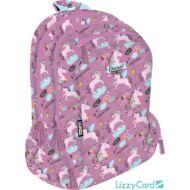 Unikornisos Teen+ hátizsák - Lollipop Uni-cool iskolatáska
