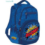 Bazinga Active+ hátizsák iskolatáska - Supercomics