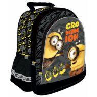 Minion ergonomikus hátizsák, iskolatáska - CroMinion - ŐsMinion