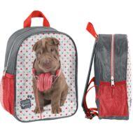 Paso kutyás ovis táska, kirándulós hátizsák - Studio Pets Rachael Hale Shar Pei csoki kutya
