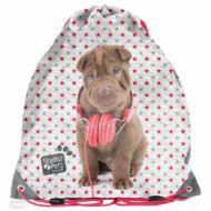 Paso kutyás tornazsák - Studio Pets Rachael Hale Shar Pei csoki kutya sportzsák