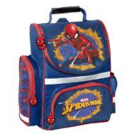Pókember merevfalú, ergonómikus iskolatáska - Spider-man