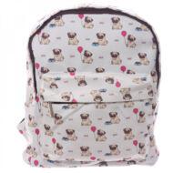 Kutyás divat táska, vagy kirándulós hátizsák - Mopsz