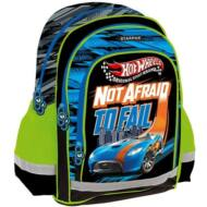 Hot Wheels ergonómikus hátizsák, iskolatáska