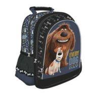 A kis kedvencek titkos élete ergonómikus hátizsák iskolatáska - Every Dog - kutya