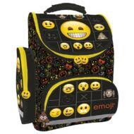 Emoji Smiley merevfalú ergonómikus iskolatáska