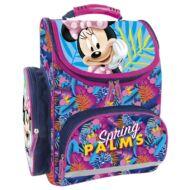 Minnie Mouse merevfalú, ergonómikus iskolatáska - Spring Palms