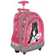 14218541884 Pet Woof kutyás merevfalú, ergonómikus iskolatáska