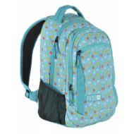 Paso pöttyös iskolatáska hátizsák