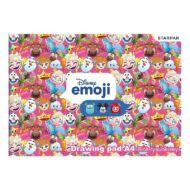 Vázlatfüzet - Jégvarázs Emoji - A4