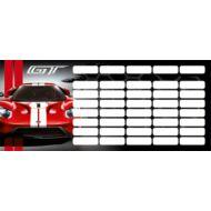 Ford GT órarend - mini - Sportkocsi