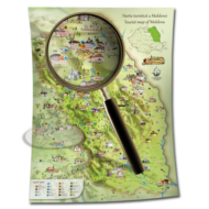 Szászföld turisztikai értéktérképe