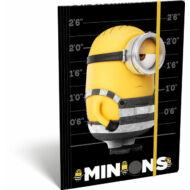 Gumis mappa - Minion Stripe - A5