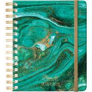 Tanári tervező Emerald - PlanAll MasterClass naptár 2020/2021-es tanévre - B5 spirálos