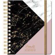 Tanári tervező Pastel - PlanAll MasterClass naptár 2020/2021-es tanévre - B5 spirálos